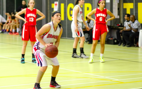 Varsity girls basketball suffer upsetting loss against the American School of Dubai