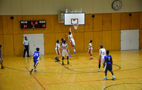 Dragon boys basketball team competes in Kanto Classic instead of MESAC tournament