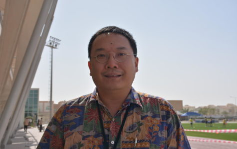 Science Department: Mr. Chi-Yan Shang