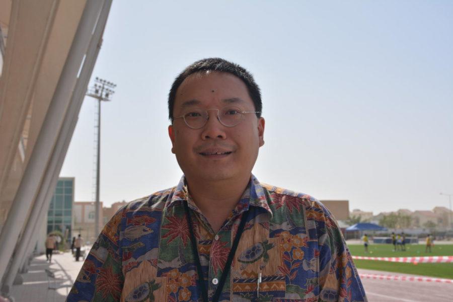 Mr. Shang