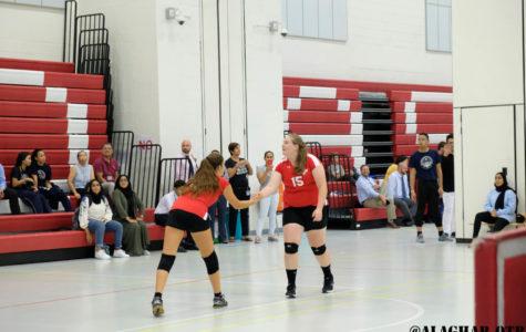 Rising JV volleyball stars showcase promising talent