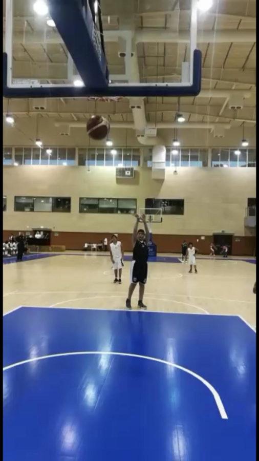 Meet the thirteen-year-old basketball sensation: S. Abu Issa
