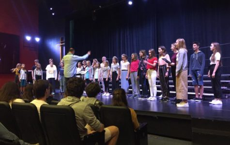 Polish youth choir visits to collaborate with ASD choirs