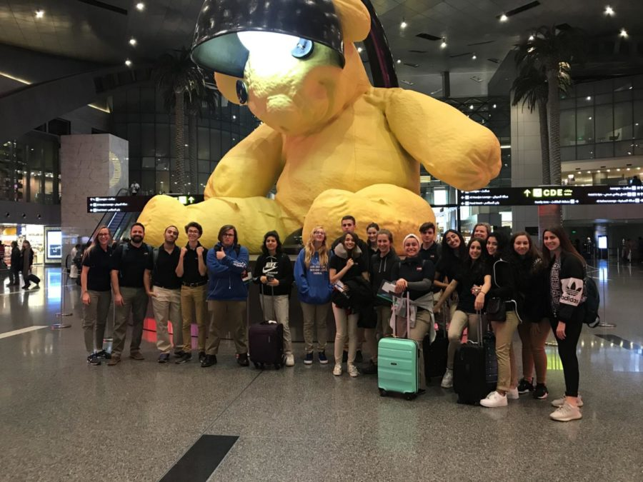 London's Calling: IB Film and Art Students make a Great British trip