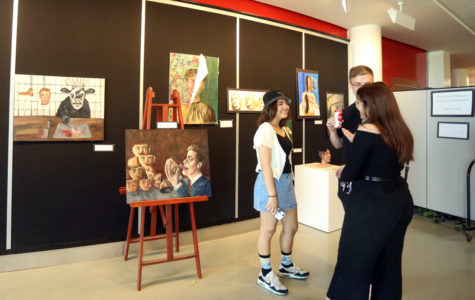 2019 IB Art exhibition features ASD's most talented artists
