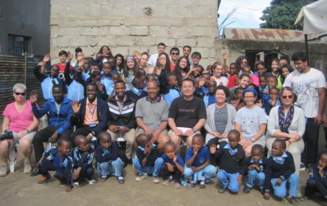 Service trips align with United Nations SDGs