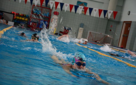 Swim team heads to season-ending meet in Shanghai