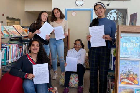 For their exceptional work exploring STEM-related topics, Tisya R., Shannon M., Jasmin P., Aditri P., and Rida F. were to have been recognized at a STUCO assembly today. Their winning writings are published below.